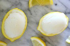 Lemon Sorbet | DETTE CAKES