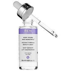 Keep Young And Beautiful™ Instant Firming Beauty Shot - REN | Sephora