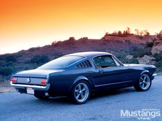 Ford Mustang | 1965 Ford Mustang Gt Fastback God Issues | Celebrity Inspired Style ...