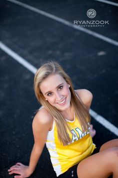 track & field portraits
