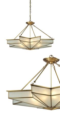 Delight your sophisticated living space with this stunning art deco-inspired light fixture. With its frosted shade and brilliant gold detailing, this Supernovae Light Pendant will easily add a touch of...  Find the Supernovae Light Pendant, as seen in the Why Parisians Were the First Bohemians Collection at http://dotandbo.com/collections/why-parisians-were-the-first-bohemians?utm_source=pinterest