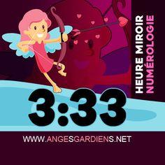 Que signifie l'heure miroir 3h33? Votre regard est tombé sur la série de chiffre doublé 333? Découvrez quel en est le sens et sa portée.