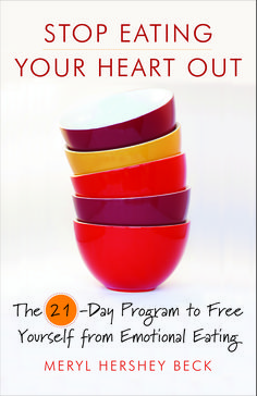 My book helps quell emotional eating and the 21-day program can also be used to change any behavior/habit. It includes meditation, visualization, energy techniques, journaling, forgiveness, gratitude, and lots more.
