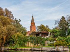 Der Dom der Stadt Brandenburg an der Havel.