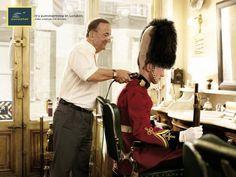 adv / Eurostar: The barber