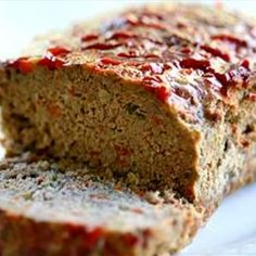 Crockpot or Oven Meatloaf on BigOven: This slices very well for sandwiches the next day, so leftovers are never around for too long.