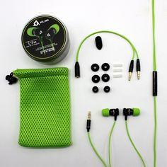 KLIM Fusion In-Ear-Kopfhörer mit Memory Foam  EUR 19,90