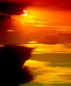 Sunset at El Rey  2 Yucatan Peninsula Mexico /  by freedomstudios