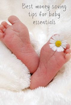 Thrifty Parenting money saving tips for baby essentials - baby budgeting made easy
