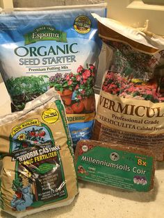 The Impatient Gardener: HOW TO START SEEDS IN SOIL BLOCKS