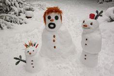 snow family :)
