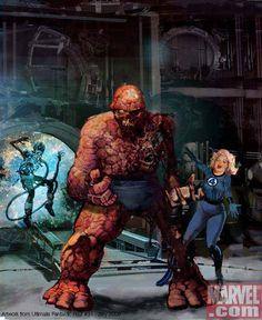 Arthur Suydam - Marvel Zombies