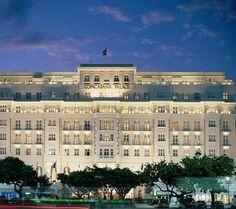 Hotel Rio - Copacabana Palace www.absolut-sport.com