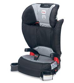 Britax Parkway Sgl Belt Positioning Booster Car Seat Desert Palm