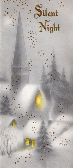 SILENT-NIGHT-VILLAGE-IN-FALLING-SNOW