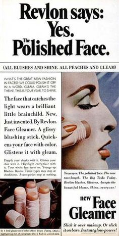 1960s Beauty Ads Show That Our Attitudes Have Changed For The Better