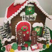 Gingerbread Cottage Mini-Thumbnail