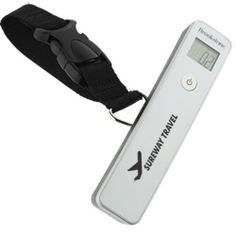 View a larger, more detailed picture of the Brookstone Digital Luggage Scale