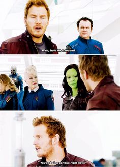 Star-Lord • You're being serious right now?! | Guardians of the Galaxy