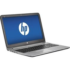 """HP ENVY M6 TouchSmart Sleekbook Touch Screen Laptop - 15.6"""" Display / AMD Elite Quad-Core A10-5745M / 8GB Memory / 1TB HD / Windows 8 Touch Screen Laptop, Windows 8, Computer Accessories, Quad, Envy, The Incredibles, Display, Memories, Gadgets"""