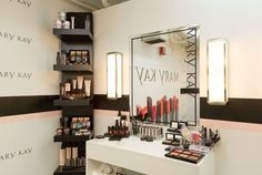 Mary Kay makeup studio for Project Runway http://www.marykay.com/lisabarber68 Call or text 386-303-2400