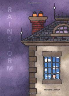 Rainstorm: Barbara Lehman: 9780618756391: Amazon.com: Books