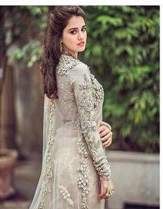 disha patani in half saree, disha patani in saree, sabyasachi saree designs% Pakistani Dresses, Indian Sarees, Indian Dresses, Indian Outfits, Bridal Lehenga, Saree Wedding, Lehenga Choli, Beau Sari, Indische Sarees