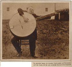 Rochester grootste banjo 1927 by janwillemsen on Flickr.