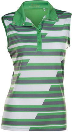 Women's Nancy Lopez Gear Sleeveless Golf Polo Fashion, Dream, Girl, Love,  Pretty, Spring, Summer, Fall, Autumn, Winter, Sweet, Make Up, Model, Model,  Style, ...