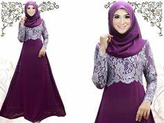 Chiffon full lining with premium lace Abayas, Hijab Fashion, Chiffon, Lace, Silk Fabric, Sheer Chiffon, Racing