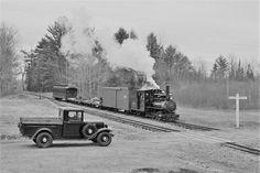Southern Railways, Abandoned Train, Steam Locomotive, Train Tracks, New England, Maine, Steamers, Roads, Places