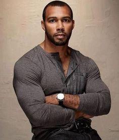 Black Men Beard Styles 21
