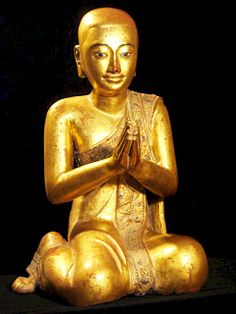 Both BOLD and BALANCED... Like the Earth, the Noble shows no resentment. Like the deep dug pillar, he is firm in vows, pious & pure. Like the pool clear, cool, and free from mud. Such one has ended this round of rebirth. Dhammapada 95  http://What-Buddha-Said.net/Canon/Sutta/KN/Dhammapada.Verse_95.story.htm  Thera Sariputta in memoriam:  The Captain of the Faith... The General of the Dhamma! http://what-buddha-said.net/library/DPPN/sa/saariputta.htm