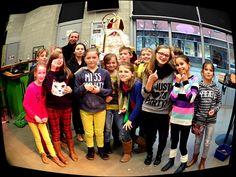 """Kids Café """"Make-A-Movie"""" # 3.12.14"""
