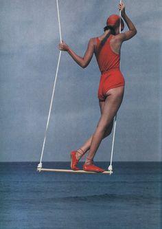Vogue May 1983 - Patrick De Marchelier