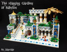 The Hanging Gardens of Babylon | Hey there! Although this is… | Flickr
