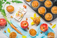 Gesunde Carrot Cake Muffins, ein Restaurant-Tipp & unser neuer happy place