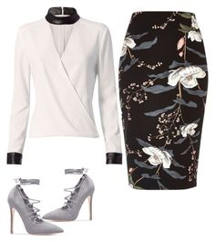 """""""Classy wins"""" by allieofficial on Polyvore featuring River Island and Exclusive for Intermix"""