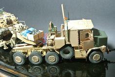 M1070 HET 1/35 Scale Model