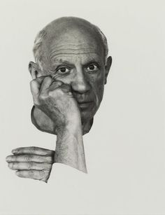 precious things | imperiovida: Pablo Picasso by Arnold Newman
