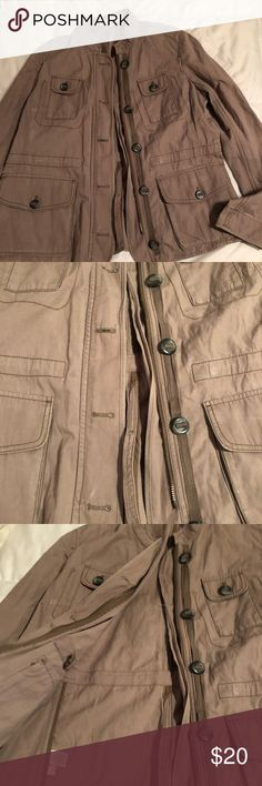 Loft Utility Jacket Worn a handful of times! No rips, stains or tears! LOFT Jackets & Coats Utility Jackets