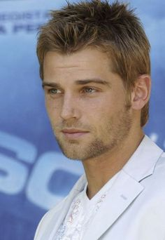 Mike Vogel. Been a fan of his since his very first movie, Grind.