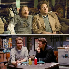 Actors Who Have Played Friends More Than Once: James Franco and Seth Rogen