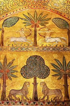 Byzantine Mosaics of Angels from Sicily Byzantine Mosaics, Byzantine Art, Fall Of Constantinople, Christian Paintings, Sun Worship, Hagia Sophia, Sacred Art, Roman Empire, Ancient Art