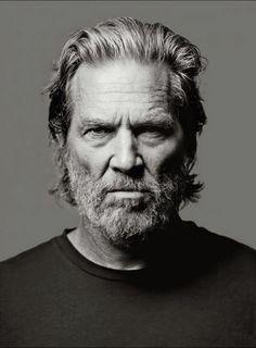 Jeff Bridges by Mark Seliger