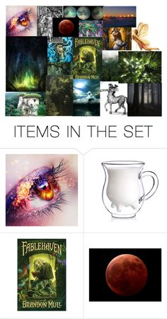 """Fablehaven"" by lvkrause-2359 on Polyvore featuring art and Lovemyfandoms"