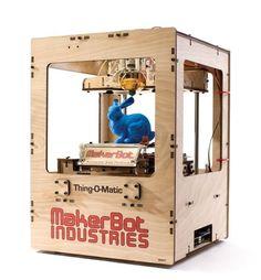 En los últimos días la noticia dentro del sector de la impresión 3D trata sobre la posible fusión entre dos empresas conocidas y de importante mercado dentro de este campo. Al parecer, Makerbot, la compañía americana con sede en Brooklyn, está en conversaciones con la compañía Stratasyscon ...