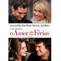 DVD O Amor Não Tira Férias - http://batecabeca.com.br/dvd-o-amor-nao-tira-ferias-shoptime.html