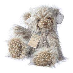 Suki Teddy Bear Isla - Silver Tag Bear - Collection 4