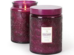 Voluspa Santiago Huckleberry candle // fav scent ever